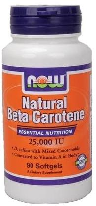 What is a beta carotene